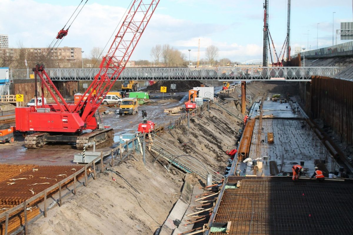 Uitbreiding A9 Gaasperdammerweg | Amsterdam-Zuidoost