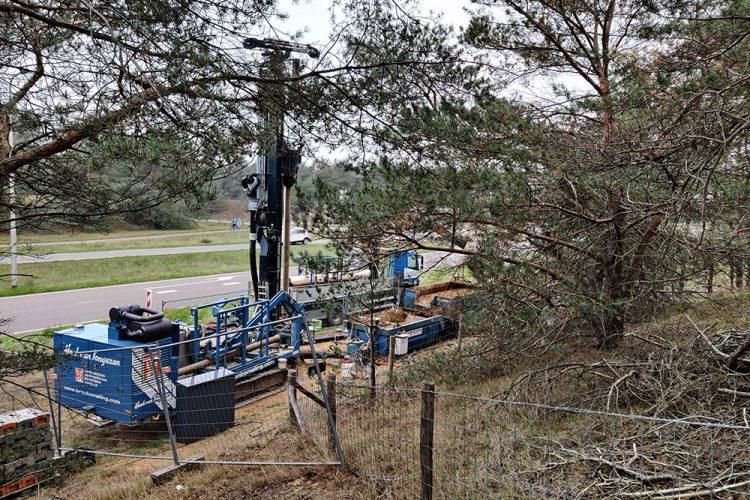 Project Brandput Ecoducten in Gelderland