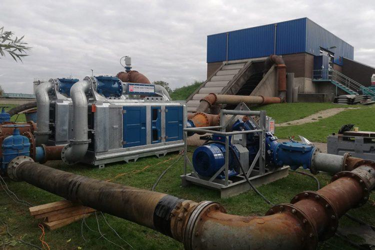 Rioolwaterzuiveringsinstallatie Duiven